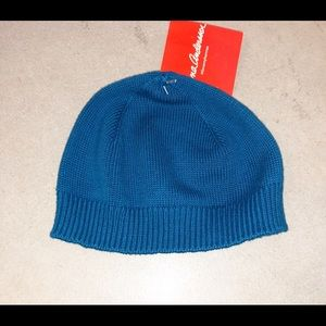 Hanna Andersson Knit beanie hat size XS 3-12 month